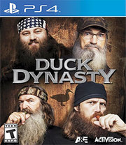 Duck Dynasty para PS4