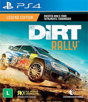 Dirt Rally Legend Edition para PS4