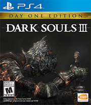 Dark Souls III Day One Edition para PS4