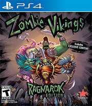 Zombie Vikings Ragnarok Edition para PS4