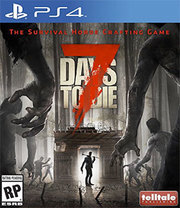 7 Days to Die para PS4