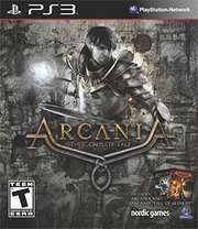Arcania: The Complete Tale para PS3