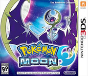Pokemon Moon para 3DS