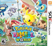 Pokemon Rumble World para 3DS