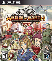 Aegis of Earth: Protonovus Assault para PS3