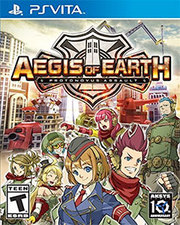Aegis of Earth: Protonovus Assault para PS Vita