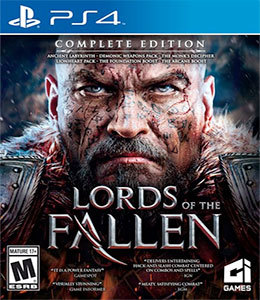 Lords of the Fallen Complete Edition para PS4
