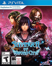 Stranger of Sword City para PS Vita