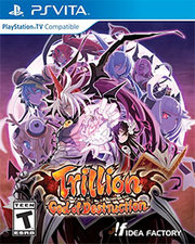 Trillion: God of Destruction para PS Vita