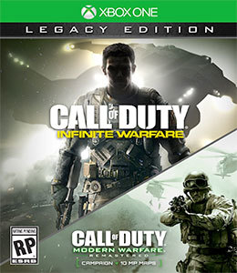 Call of Duty Infinite Warfare Legacy Edition para Xbox One