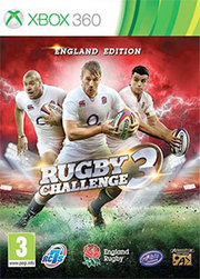 Rugby Challenge 3 para XBOX 360