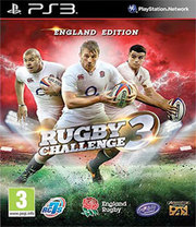 Rugby Challenge 3 para PS3