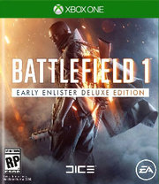 Battlefield 1 Early Enlister Deluxe Edition para Xbox One