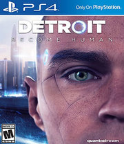 Detroit: Become Human para PS4