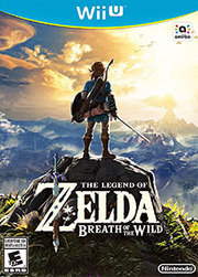 The Legend of Zelda: Breath of the Wild para Wii U