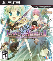Tears to Tiara II: Heir of the Overlord para PS3
