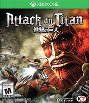 Attack on Titan para Xbox One