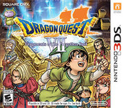 Dragon Quest VII: Fragments of the Forgotten Past para 3DS