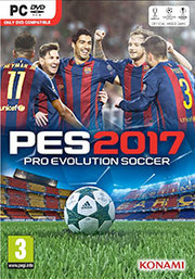 Pro Evolution Soccer 2017 para PC
