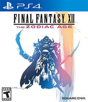 Final Fantasy XII: The Zodiac Age para PS4