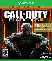 Call of Duty: Black Ops III Gold Edition para Xbox One
