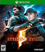 Resident Evil 5 para Xbox One