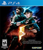 Resident Evil 5 para PS4