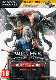 The Witcher 3: Wild Hunt - Blood and Wine para PC
