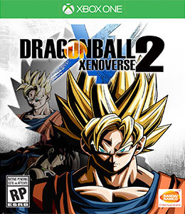 Dragon Ball: Xenoverse 2 para Xbox One