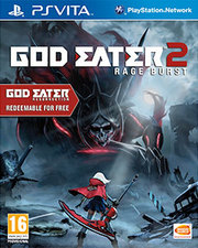 God Eater 2: Rage Burst para PS Vita