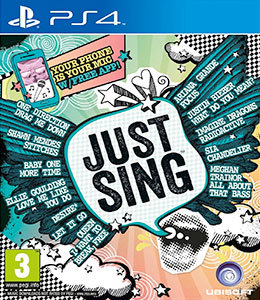Just Sing para PS4