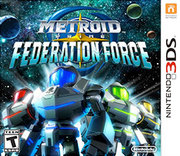 Metroid Prime: Federation Force para 3DS