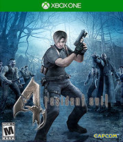 Resident Evil 4 para Xbox One