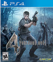 Resident Evil 4 para PS4