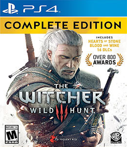 The Witcher 3: Wild Hunt - Complete Edition para PS4