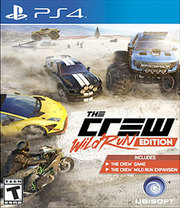 The Crew: Wild Run Edition para PS4