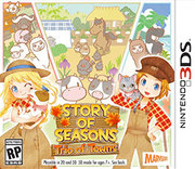Story of Seasons: Trio of Towns para 3DS