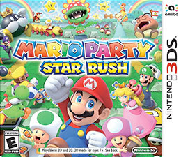 Mario Party: Star Rush para 3DS