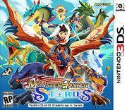 Monster Hunter Stories para 3DS