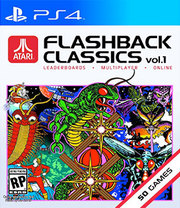 Atari Flashback Classics: Volume 1 para PS4