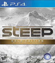 Steep Gold Edition para PS4