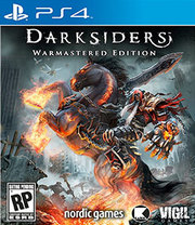 Darksiders Warmastered Edition para PS4