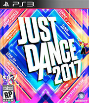 Just Dance 2017 para PS3