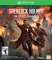 Sherlock Holmes: The Devil's Daughter para Xbox One