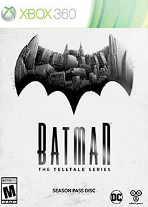 Batman: The Telltale Series para XBOX 360