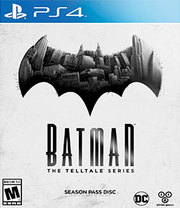 Batman: The Telltale Series para PS4