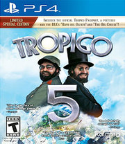 Tropico 5 Limited Special Edition para PS4