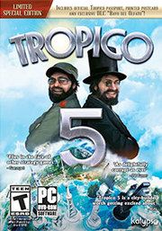 Tropico 5 Limited Special Edition para PC