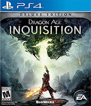 Dragon Age: Inquisition Deluxe Edition para PS4