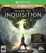Dragon Age: Inquisition Game of the Year Edition para Xbox One
